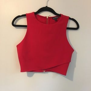 Express crop top